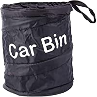 Waste Basket Trash Can Litter Container Car Auto Garbage Bin/Bag Waste Bins Household Cleaning Tools Accessories
