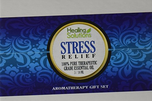 Stress Relief Blend Therapeutic Essential product image