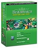 Software : Encyclopedia Britannica Deluxe 2007 DVD-Rom (Win/Mac)
