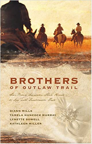 Brothers Of The Outlaw Trail: Four Women Surrender Their Hearts To Men With Questionable Pasts - Descargar libros gratis sin tarjeta de crédito