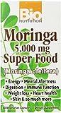 BIO NUTRITION INC, MORINGA 5,000MG SUPR FOOD, 60 VCAP