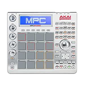 Akai Professional MPC Studio   Music Production Controller with 9+GB Sound Library Download [2013 Model]