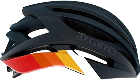 Giro Syntax MIPS Casco de Ciclismo Road, Barras Medianoche Mate, S ...