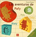 Las Aventuras de Pafy, Poly, Caty y Blaty, Anouk Ricard, 9681663179