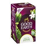 Good Earth Organic Green Tea Jasmine - 18 CT