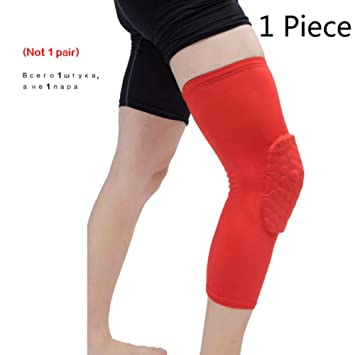 1PC Almohadillas para la rodilla Honeycomb Manga Soporte de ...
