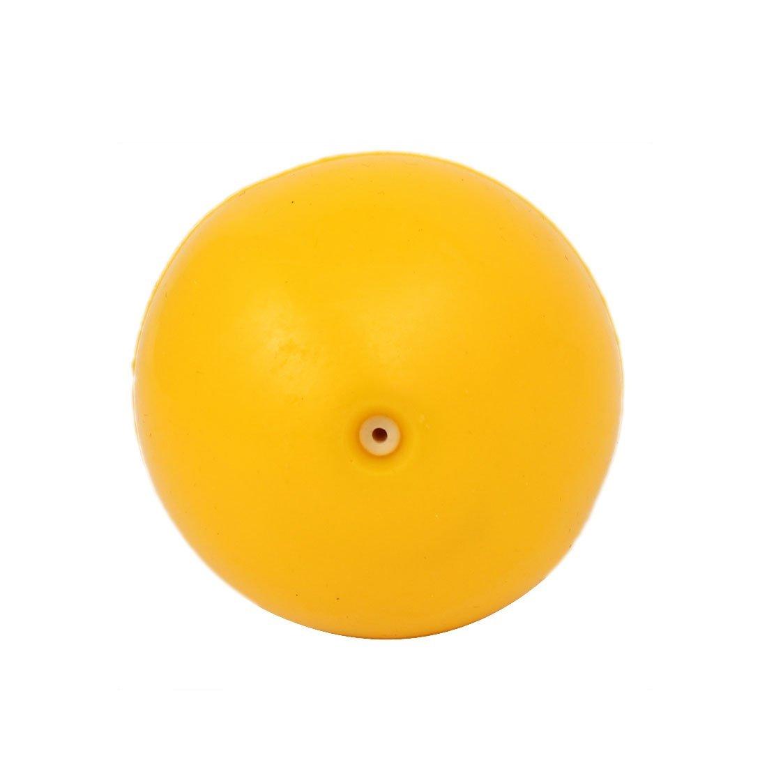 eDealMax Forma Dia Rubber Ball 54mm caja de reloj removedor de tornillo amarillo pegajoso abridor - - Amazon.com
