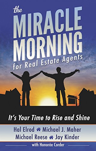 Amazon the miracle morning for real estate agents its your the miracle morning for real estate agents its your time to rise and shine by fandeluxe Document