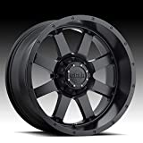 Gear Alloy 726B Big Block Satin Black Wheel with (20x12/6x135, -44mm Offset)