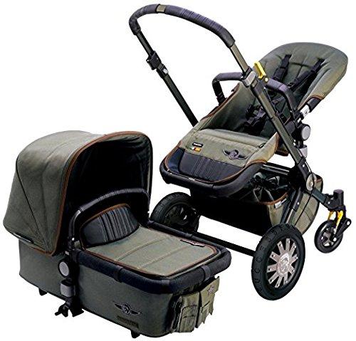 Bugaboo Cameleon3 Complete Stroller - Diesel Camouflage (...
