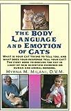 Cats Body Language, Myrna M. Milani, 0688128408