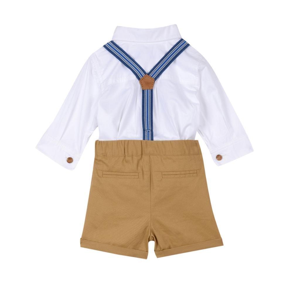 Little Brother Samuel Suspenders Set by PIPPA & JULIE (Image #2)