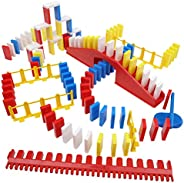 Bulk Dominoes The Basics | Pro Dominoes Large Pro-Scale Stacking Building Toppling Chain Reaction Dominoes Set