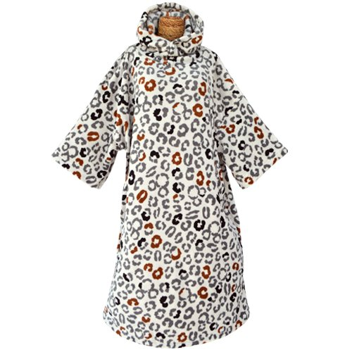 TLS Hooded Poncho or Changing Robe Towel for Beach Watersports /& Surfing Change Robe Poncho or Changing Robe Towel for