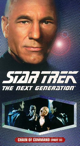 Star Trek - The Next Generation, Episode 137: Chain of Command, Part II [VHS]