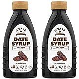 D'vash Date Syrup 2 Pack, Superfood Sugar
