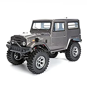 RGT 1/10 Scale RC Crawlers Racing Electric 4wd Off Rock Cruiser RC-4 Climbing