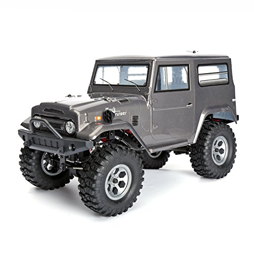 RGT 1/10 Scale RC Crawlers Racing Electric 4wd Off Rock Cruiser RC-4 Climbing (Link Ball Tail)