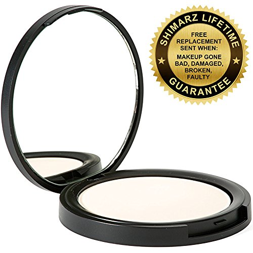 Review Pressed Translucent Setting Finishing Makeup Powders For Face In Compact Mirror Case For Oily Skin Control With Long Lasting Best Matte Poreless Look With No Smudge Pro Finish – Sheer Light