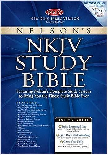 Nelson's Study Bible: New King James Version: Earl D  Radmacher