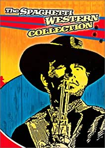 Spaghetti Western Collection: Django / Django, Kill! / Run, Man, Run! / Mannaja: A Man Called Blade [Import]