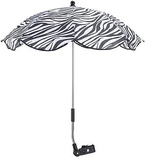 Supertop Falbala Carrozzina Ombrello Passeggino universale Parasole Parasole per tenda Ombrello per passeggino Pieghevole pieghevole per bambini Baby