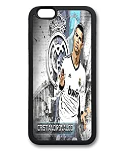 custom and diy real madrid cristiano ronaldo 7# for iphone 6 for sports fan by bandgoshop by supermalls
