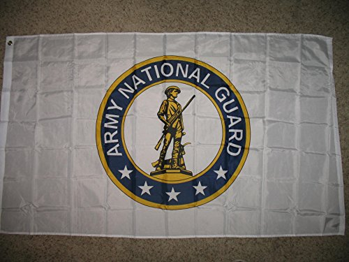 3x5 Army National Guard Flag 3'x5' Banner Brass Grommets
