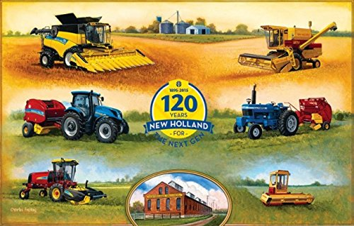 120 Years - The Next Generation 1000 Piece Jigsaw Puzzle by SunsOut