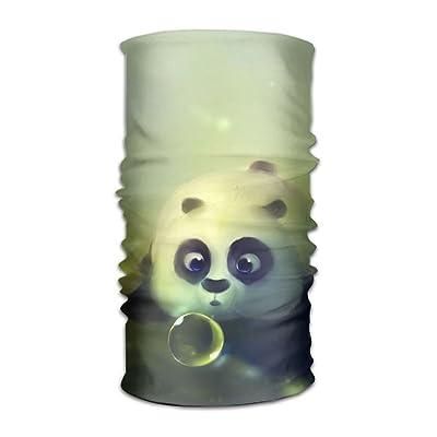 Cute PandaSports Bandanas UV Protection Headscarf Outdoor