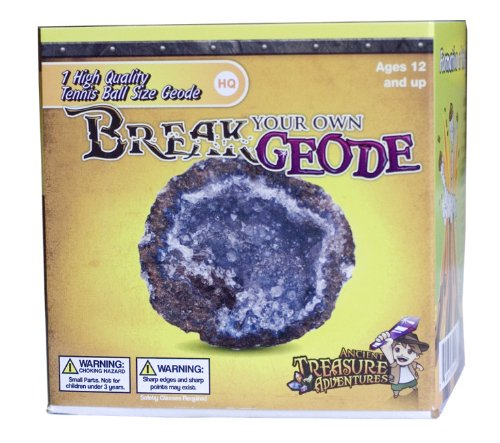 High Quality Break Your Own Geode Tennis Ball ()