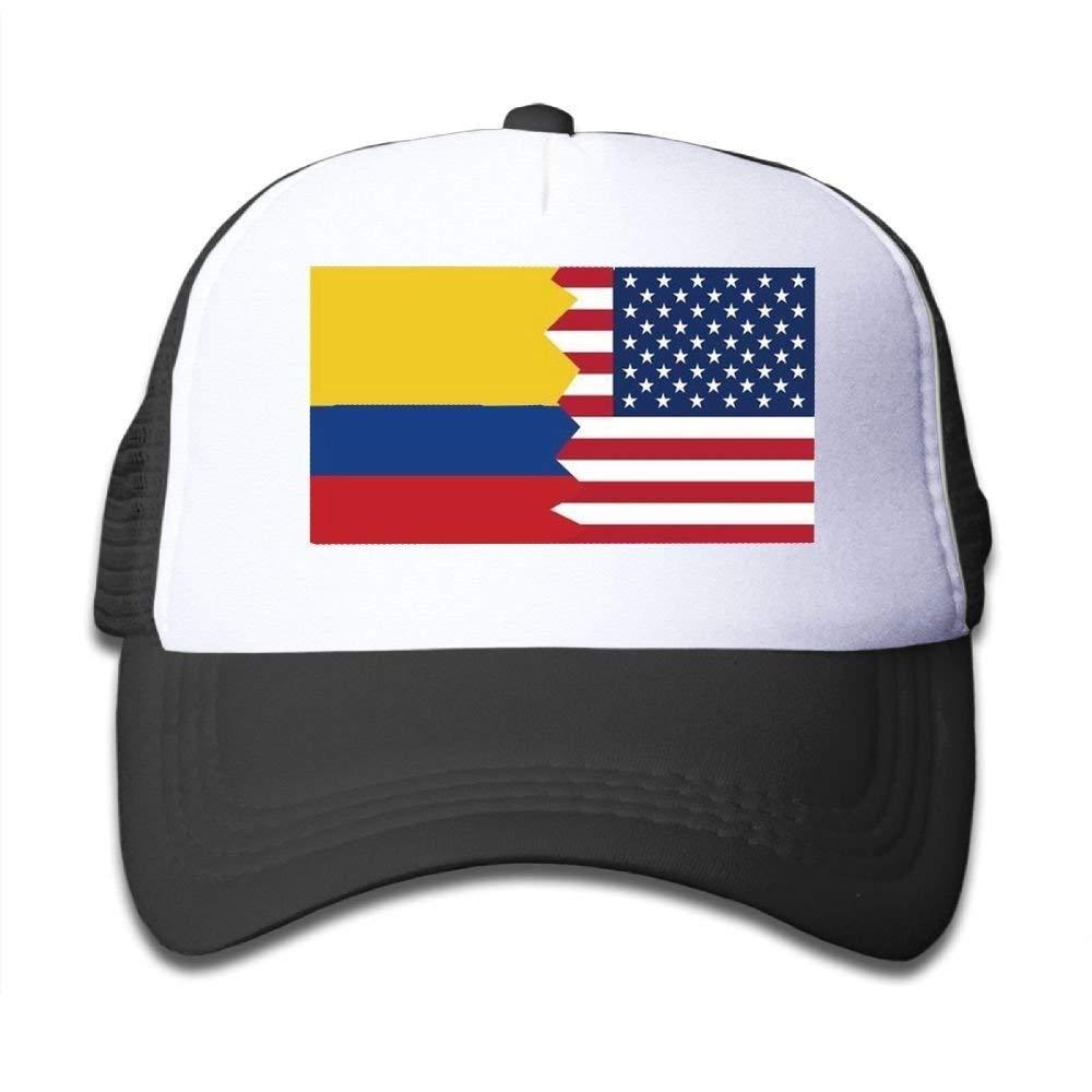 Feng Huang Mediadosa Bandera Colombiana Americana de América ...