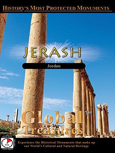 Global Treasures   Jerash  Jordan