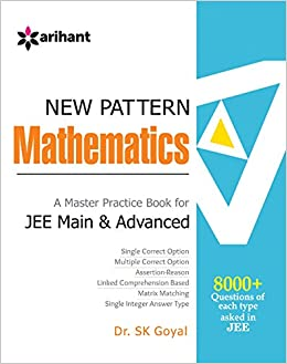 Iit Jee Mathematics Books Pdf