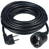 REV Ritter - Alargador de cables, 3 m, color negro