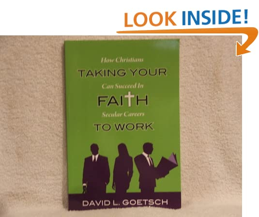 Download TAKING YOUR FAITH TO WORK pdf