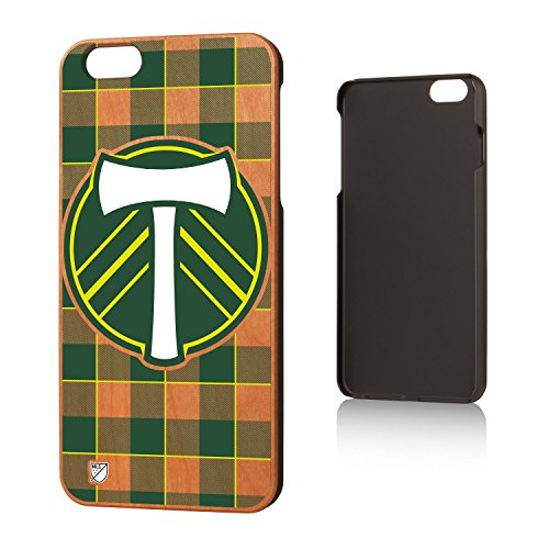 Portland Timbers Cherry Wood iPhone 6 Plus / iPhone 6s Plus Case - Wood Portland