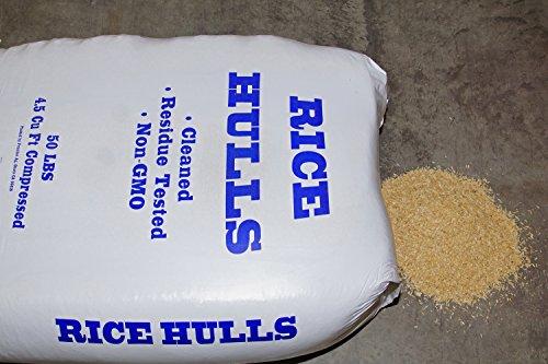 Rice Seeds (Nature's Seed Rice Hulls (1 lb))