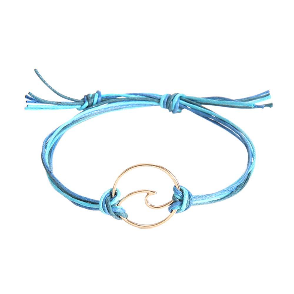 Stainless Steel I Made It Adjustable Friendship Bracelet Fine Jewelry