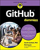 GitHub For Dummies Front Cover