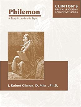 Book Philemon--A Study in Leadership Style