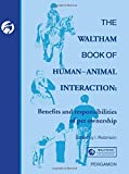 Waltham Book Human-Companion Animal Interaction, , 0080422845