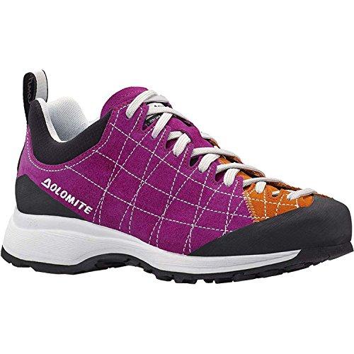 DOLOMITE , Chaussures de marche nordique pour femme Rose VERBENA/MANDARINO 36