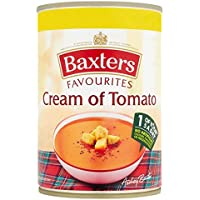 Baxters Cream of Tomato - 400 gr
