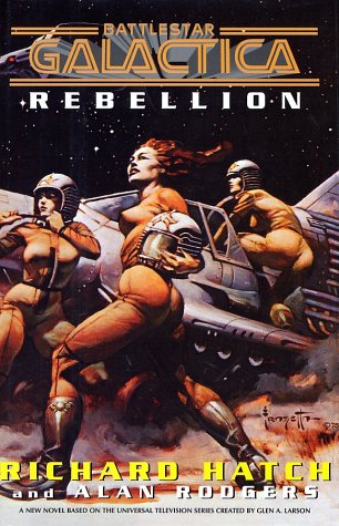 Battlestar Galactica  Rebellion