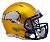 NFL Minnesota Vikings Alternate Blaze Speed Mini Helmet