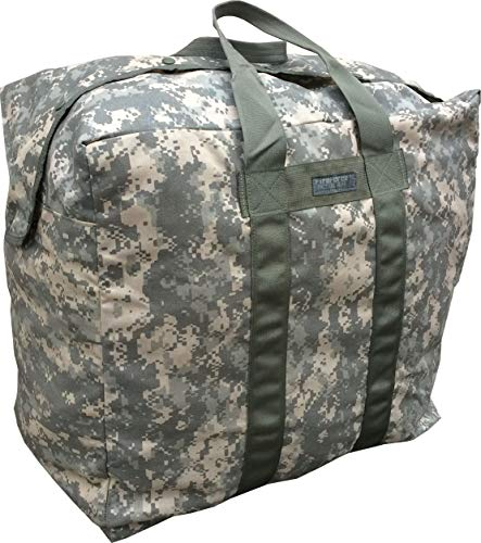 Fire Force Item 8235 US Flyers Aviator Kit Bag Made in USA