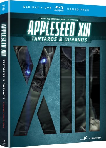 Appleseed XIII: Tartaros & Ouranos (Blu-ray/DVD Combo)