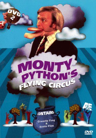 Python Card - Monty Python's Flying Circus, Disc 2