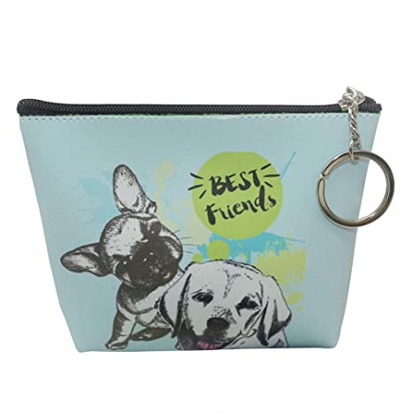 Daliuing Kawaii Mascota Perro Billetera Monedero diseño ...